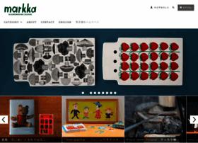 Markka.jp thumbnail