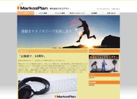 Markosplan.co.jp thumbnail