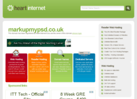 Markupmypsd.co.uk thumbnail