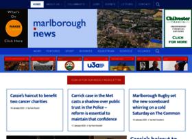 Marlboroughnewsonline.co.uk thumbnail