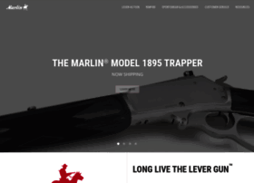 Marlinfirearms.com thumbnail