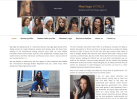 Marriage-world.com thumbnail