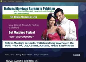 Marriagebureau.blog.com thumbnail