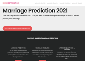 Marriageprediction.net thumbnail