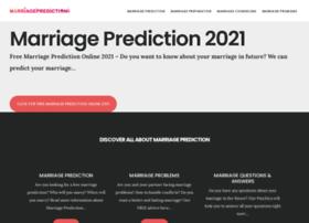 Marriageprediction.net thumbnail