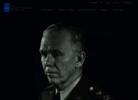 Marshallfoundation.org thumbnail