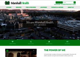 Marshallhealth.org thumbnail