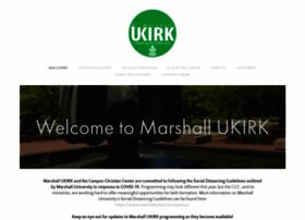 Marshallukirk.org thumbnail