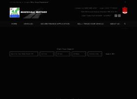 Marshallusedcars.ca thumbnail