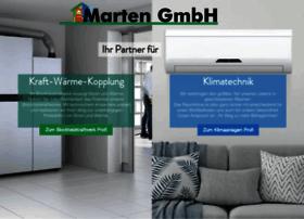 Marten-gmbh.de thumbnail
