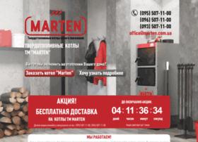 Marten.com.ua thumbnail