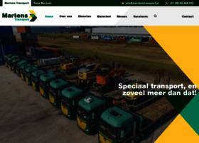 Martenstransport.nl thumbnail