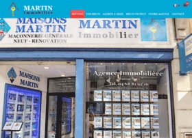 Martinimmobilier.fr thumbnail