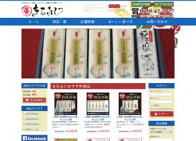 Maruhuji-udon.jp thumbnail