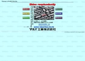 Marui-ind.co.jp thumbnail