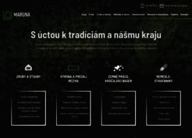 Maruna-terchova.sk thumbnail