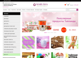 Marusha-market.ru thumbnail