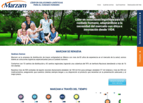 Marzam.com.mx thumbnail