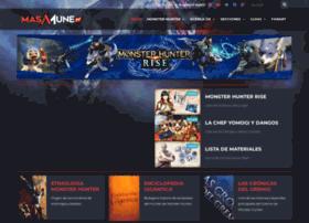Masamunetv.cl thumbnail