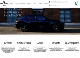 Maserati-avilon.ru thumbnail