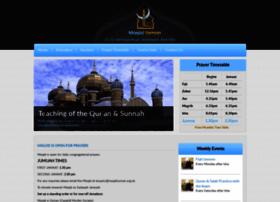 Masjidusman.org.uk thumbnail