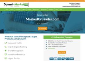 Maskedcrusader.com thumbnail