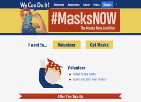 Masksnow.org thumbnail