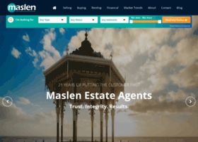 Maslen.co.uk thumbnail