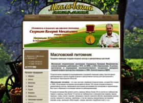 Maslovpitomnik.ru thumbnail