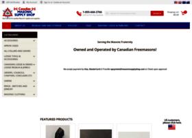 Masonicsupply.ca thumbnail