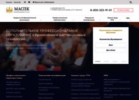 Maspk.ru thumbnail
