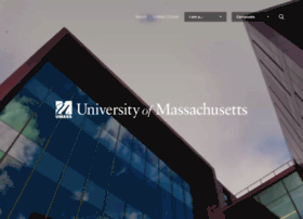 Massachusetts.edu thumbnail