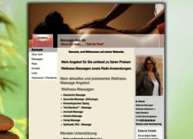 Massage-mg.de thumbnail