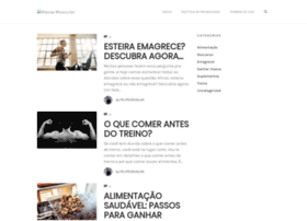 Massamuscular.blog.br thumbnail