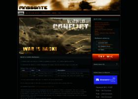 Massgate.org thumbnail