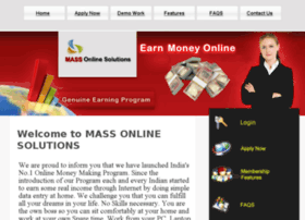 Massonlinesolutions.com thumbnail