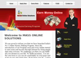 Massonlinesolutions.com thumbnail