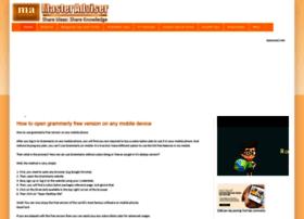 Masteradviser.blogspot.in thumbnail
