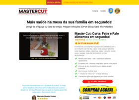 Mastercut.com.br thumbnail