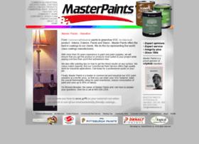 Masterpaints.ca thumbnail