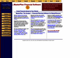 Masterplanner.com thumbnail