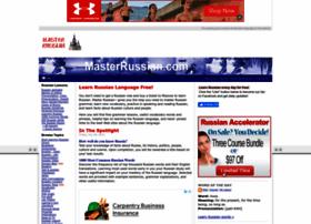Masterrussian.com thumbnail