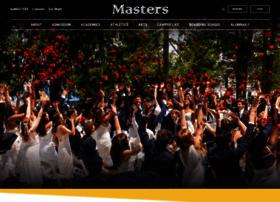 Mastersny.org thumbnail