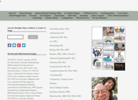 Masterspersonalstatement.com thumbnail