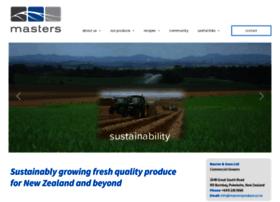 Mastersproduce.co.nz thumbnail