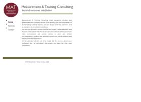 Mat-consulting.co.uk thumbnail