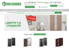 Matadoors.ru thumbnail