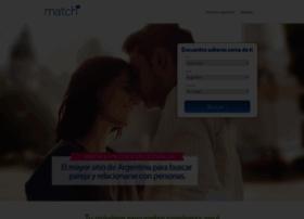Match.com.ar thumbnail