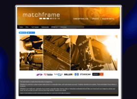 Matchframemedia.net thumbnail