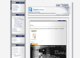 Mate-systems.de thumbnail
